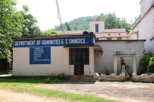 Department of Commerce and Humanities